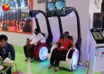 Vr System 9D Simulator Game Machine For Children , 12 Months Warranty