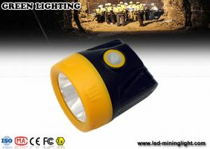 China Color Customized 3.7v 3.8ah Battery LED Mining Light Eco - Friendly PC Material on sale
