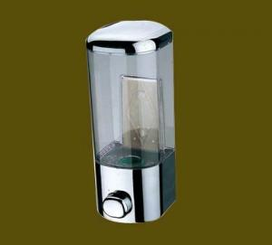 China Custom Plastic injection mold in bathroom single Liquid Soap Dispenser on sale