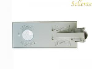 China Integrated Led Solar Street Light / Solar Panel Garden Lights With Aluminum Alloy Housing on sale