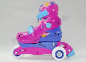 China 3 Wheel Roller Skates Adjustable And Transformable Inline Skating Shoes on sale