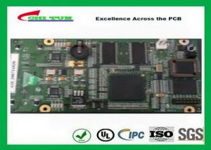 China Circuit Board Assembly Services BGA IC Lead Free Soldering Wave / Reflow on sale