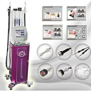 China LED BIO Skin Care Ultrasonic Cavitation Liposuction Slimming Machine 40KHz on sale