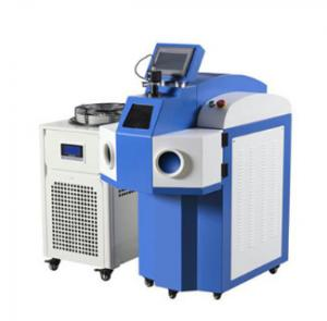 China High proformance Automatic Metal Alloy Jewelry Necklace Laser Spot Welding Machine on sale