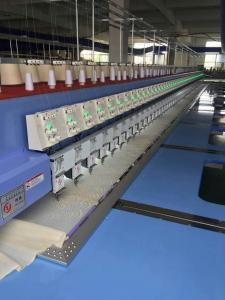 China computerized high speed 88 heads embroidery machine for lace production on sale