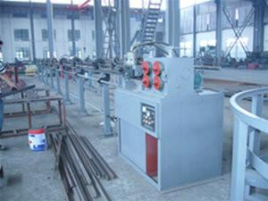 China Steel Cutting Machine Concrete Pipe Mould Reinforced For industry on sale