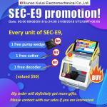 China 2018 Hot Selling SEC-E9 Key Cutting Machine/Silca Key Cutting Machines wholesale