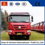 371hp 40 message publicitaire de camion- de charge lourde de la tonne 8x4 pour Transmision en pierre