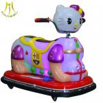 Hansel outdoor playground games battery operated used bumper car ride