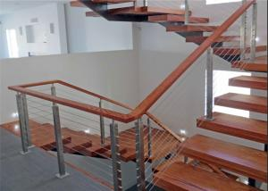 China Cheap price wire stainless steel railing systems for balcony balustrade on sale