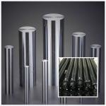 Precise Cold Drawn Piston Chrome Plated Steel Bar , Hard Chrome Plated Steel Tube