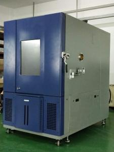 China Plug - In Thermal Shock Test Chamber , Shock Testing Equipment Factories Laboratories on sale
