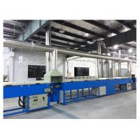 Hot Air Rubber Hose Production Line Continuous Vulcanizing Line With PLC Control