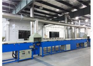 China Hot Air Rubber Hose Production Line Continuous Vulcanizing Line With PLC Control on sale