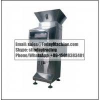 Semi-automatic vertical electric type granule weighing filling machine