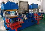 300 Ton Clamp Force Rubber Vulcanizing Equipment Twin Working Platform with 300 mm Stroke