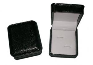 China Plastic Keychain Boxes; Plastic Cufflink Boxes on sale