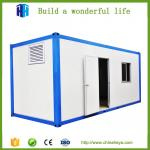 prefabricated modern expandable living container camp house prices