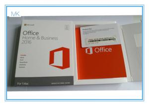 China Microsoft Office 2016 Product Key Full Version For 1 Mac Key Card New Sealed Retail on sale