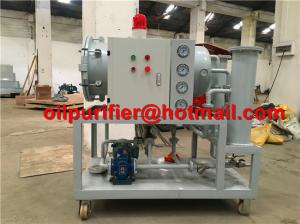 China HOT! Diesel Oil Separator Purifier, Gasoline light fuel oil purificationl filtration plant, Dehydration Dewater Particle on sale