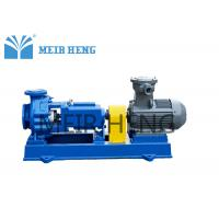 Anti - Corrosion Centrifugal Chemical Pump Fluorine Plastic Lined Sulfuric Acid Pump