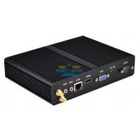 NUC Fanless HTPC Mini PC Case N3510 2.0 GHz HD 2 COM Ports Small Computer