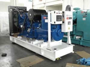 China 1800 rpm Diesel Generator , 60 hz , Perkins 1006TG2A , Turbocharged on sale
