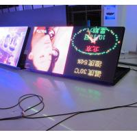 High Definition P6 Front Service LED Display Wall Mounting With Meanwell Power Supply