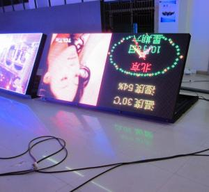 China High Definition P6 Front Service LED Display Wall Mounting With Meanwell Power Supply on sale