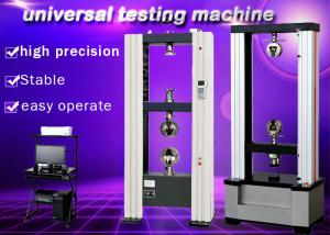 China High Grade Tension Testing Machine Ultimate Tensile Auto Stop At Break on sale