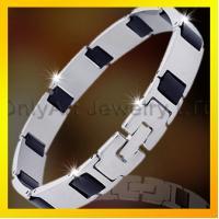 stainless steel shiny polish bracelet for men ,bracelet jewelry