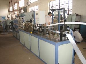 China PPR / PE Plastic Production Line For Aluminum Pipe , High automation on sale