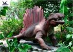 China Forest Full Size Amusement Realistic Dinosaur Statues Animatronic Robot Dinosaurs wholesale