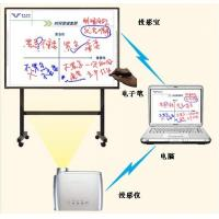•Touch with finger  ,no need special pen --- Infrared Interactive Whiteboard