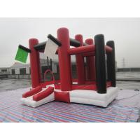 Hansel PVC Tarpaulin Jungle Inflatable Bouncer House for Sale