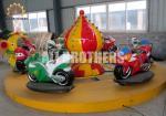 Funfair Game Children'S Amusement Park Rides Electric Motor Racing Car Ride