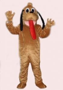 China party dog Costume ,Character Mascot, Fancy Dress Costume  on sale