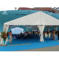 Clear Span No Center Large Canopy Tent Gable Pole Aluminum Alloy Frame