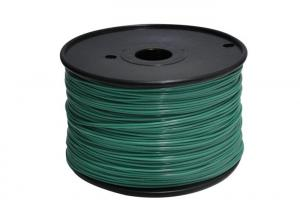 China 3MM PLA Color Changing Filament Material For Rapid Prototyping , 1KG / Spool on sale