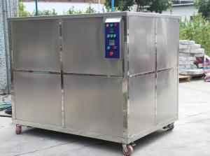 China 1500L Oil Filtration Industrial Ultrasonic Cleaner , 10800W Ultrasonic Cleaning Equipment on sale