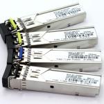 1.25G CWDM DDM 160KM SFP Optical Transceiver for Optical Links , Alcatel-Lucent SFP-GIG-57CWD60
