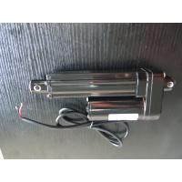 China 12 Volt DC Motor Industrial Linear Actuator Built In Limit Switches For Linear Robot on sale