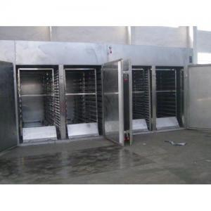 China 5 - 8kw Ct - C - L Hot Air Circulating Oven With 25 Kg / H Drying Capacity on sale