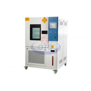 150L Lab Programmable Temperature Humidity Chamber -40℃~150℃ Air Cooling