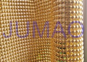 China Textured Stunning Metal Sequin Fabric Versatile Drape With Half Ball Style on sale