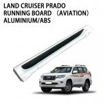 Stainless Aluminum Pickup Truck Running Boards Durable Lightweight Easy Installation