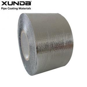 China Butyl Seal Tape, RV Roof Repair Tape Marine Rubber Seal Putty Tape Covered with Aluminium Foil Cover on sale