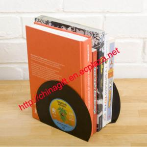 China Vinyl Record Bookends on sale