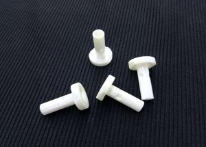 China Customized zro2 Zirconia Ceramic Textile Tube High Wear Resistance on sale