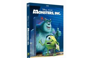 China Wholesale Disney Monsters, Inc 2013 Edition DVD Classic Disney Movie Adventure Comedy Animation DVD For Family Kids on sale